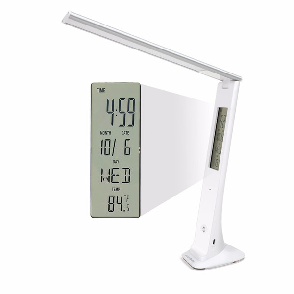 wholesale Smart LED table Lamp Rechargeable USB night light with Touch Control Dimmable For Reading, Study, Sleep