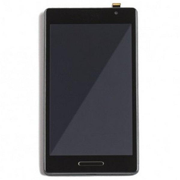 Mobile Cell Phone Touch Panels Lcds Assembly Repair Digitizer OEM Replacement Parts with frame Display lcd Screen For LG Optimus L9