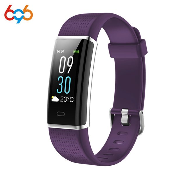 Wristbands Smart Band ID130C with Heart Rate Monitor Fitness Bracelet IP67 Waterproof Bluetooth for IOS Android Phone vs DB0