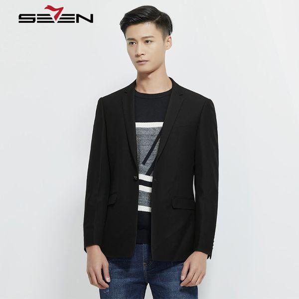 Stylish Men Casual Suits Jacket Slim Fit Men Autumn Winter Business Formal Male Masculin Blazer Removable Hem 113C18110