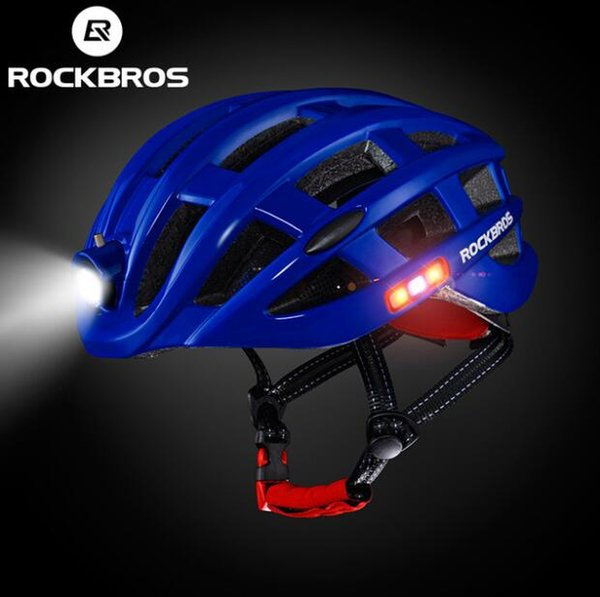 Casque de vélo ROCKBROS lumière Ultralight Casques de vélo pour hommes, femmes Intergrally surmoulé Montagne Vélo de route VTT Casques Taille réglable