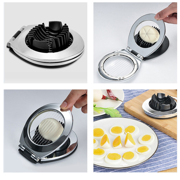 Handheld Slicer Egg Cutter Kitchen Tool