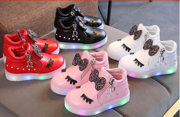 lysande skor billigt