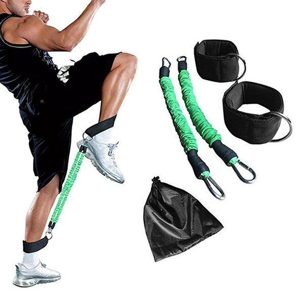 Fitness Workout Ankle Resistance Bands Leg Training Resistance Band Speed Agility Training Tool Fitness Equipment Yoga Workout