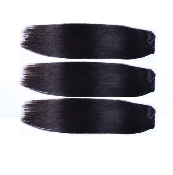 Fonear Newest 100% Virgin Brazilian Peruvian Malaysian Chinese Top quality Human Virgin Hair Weft Hair Extensions 3 bundles Free Shipping
