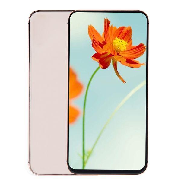 4G LTE Goophone XS Max V5 6.5 inch All Screen HD+ Face ID Wireless Charging 64-Bit Quad Core MTK6739 2GB 16GB+32GB 12.0MP Camera Smartphone
