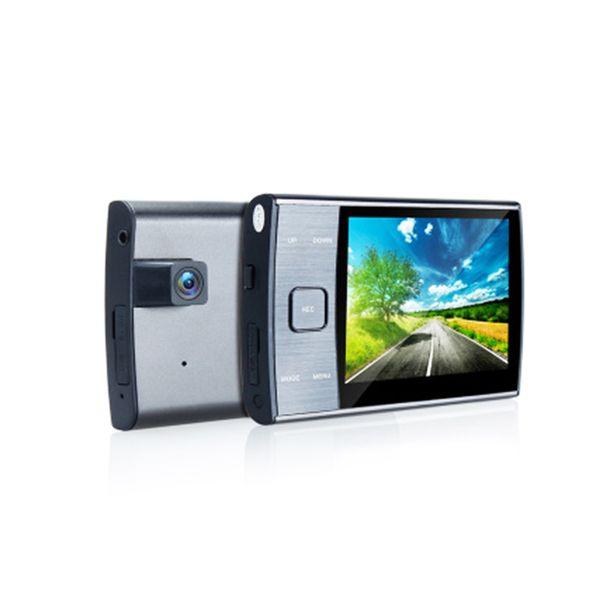Vasens new brand HD dash camera 3.5 inch dual lens dual recording high definition night vision car dvr