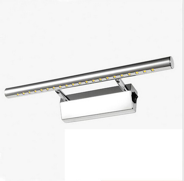 led mirror lamp bathroom vanity lights with switch wall sconces bathroom lighting up down lamps 3w/5w/7w/9w/15w