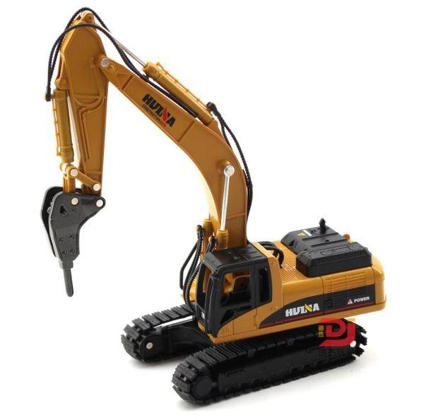 Brand new Alloy Broken machine model 1:50 scale Engineering vehicle diecasst metal model Educational toys for children