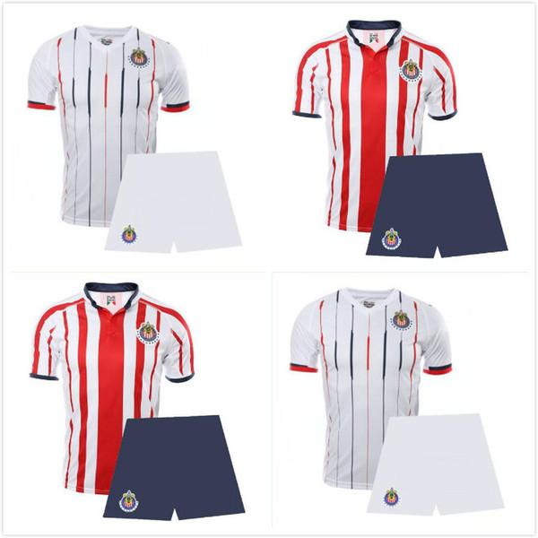 new product 2bd7a 320cd 2019 Adult Kits 2019 Chivas Soccer Jersey Home Away Kits Soccer Shirt  2018/19 Liga Mx Guadalajara J.PEREIRA O.PINEDA Chivas Kit Football Uniform  From ...