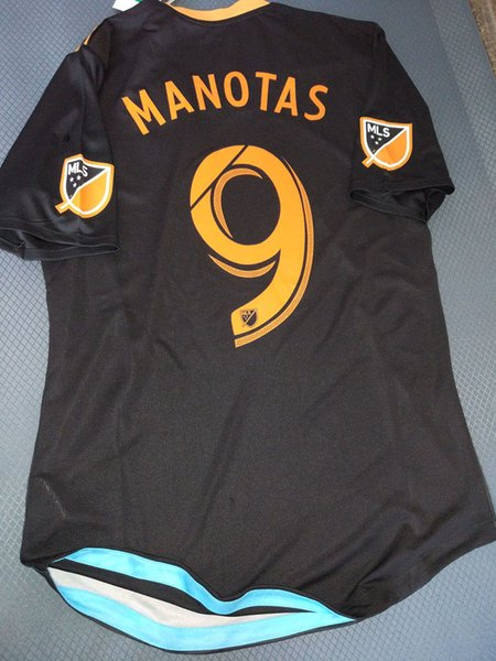 huge discount 36ac0 641f4 2018 Player Version Mls Dynamo 2018/2019 Houston Dynamo Soccer Jersey Away  Soccer Shirt Martinez Manotas 2019 Football Uniform From Y131425, $19.29 |  ...