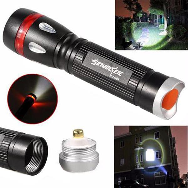 2018 Special Offer Time-limited Q5 Hike Self Defense Skywolfeye Cree Xpe Led 3 Modes 300lm 18650 Flashlight Outdoor Torch Lamp Light Camping