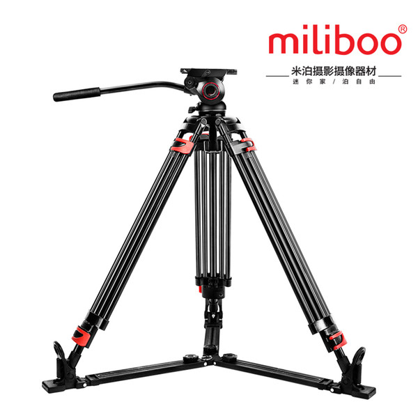 2019 Miliboo Iron Tower MTT609A 15kg Bear Alloy Aluminum Professional Video  Tripod MYT803 Fluid Head VS Manfrotto From Doper, $475 48 | DHgate Com
