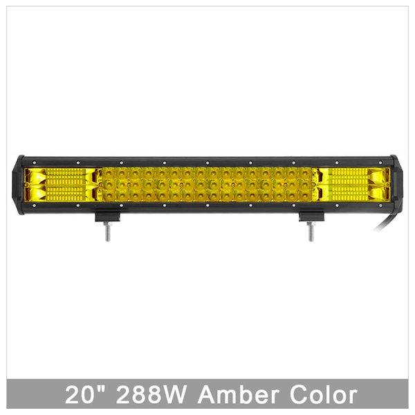 288W Amber