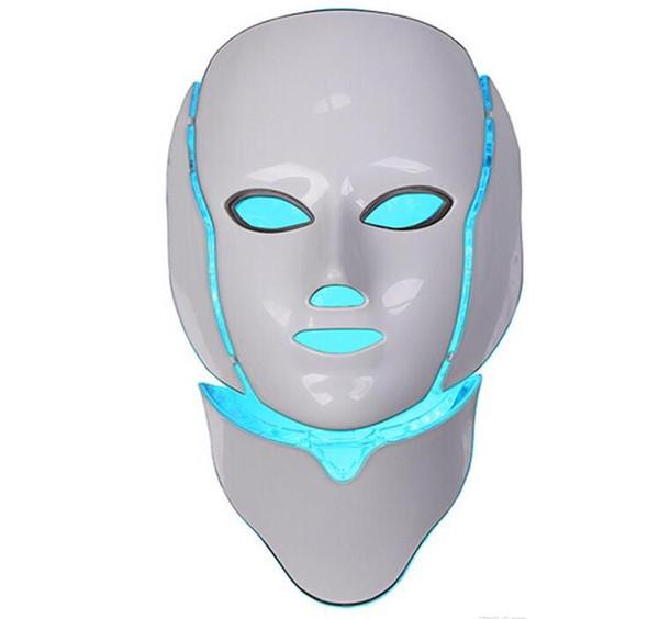 IPL light therapy skin rejuvenation led neck mask, anti-wrinkle, reduce pores, whitening, moisturizing and rejuvenation for salon use