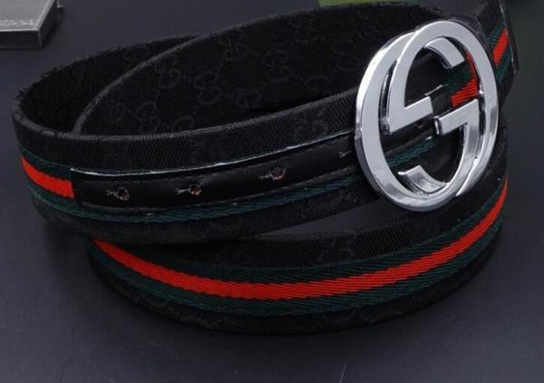 weiluchifushi / New Fashion Mens Business luxury belt designer belt Smooth Buckle Genuine Leather belts for men brand designer Free shipping