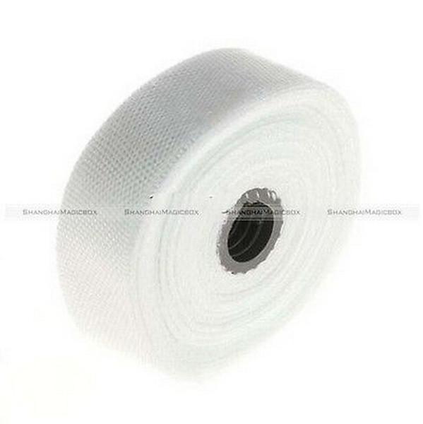 2019 Shanghaimagicbox 1 Roll 25mmx15m Fiberglass Cloth Tape Glass Fiber  Mesh Joint Tape Plain Weave E Glass 90014338 From Vanilla04, $34 57 |