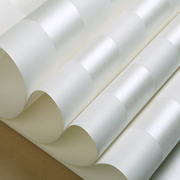 Moderne Einfache Glitter Wide Stripe Vliestapete Für Schlafzimmer Wohnzimmer TV Hintergrund Wände Tapeten Wohnkultur Papier