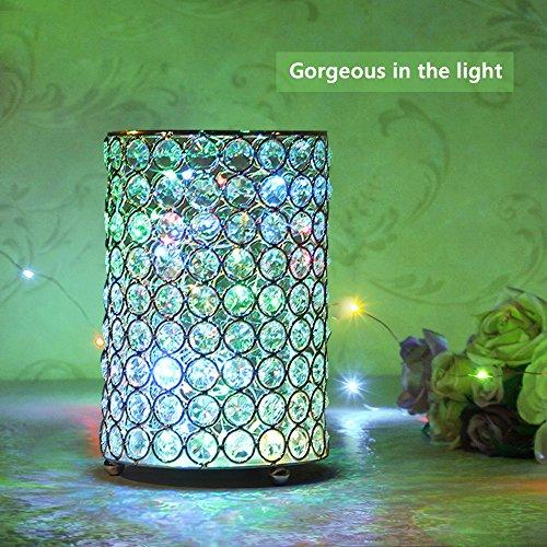 Crystal Cylinder Candle Holder Tealight Stand/Glass Hollow Flower Vase for home decoration accessories Wedding Party Holiday Centerpieces