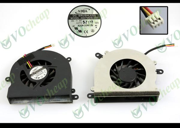 Acer Aspire 9500 Için hakiki Yeni Laptop CPU Soğutma fanı Soğutucu 5610Z Serisi DC5V 0.27A-AB0705HB-EB3 (S1) ATZJY000200