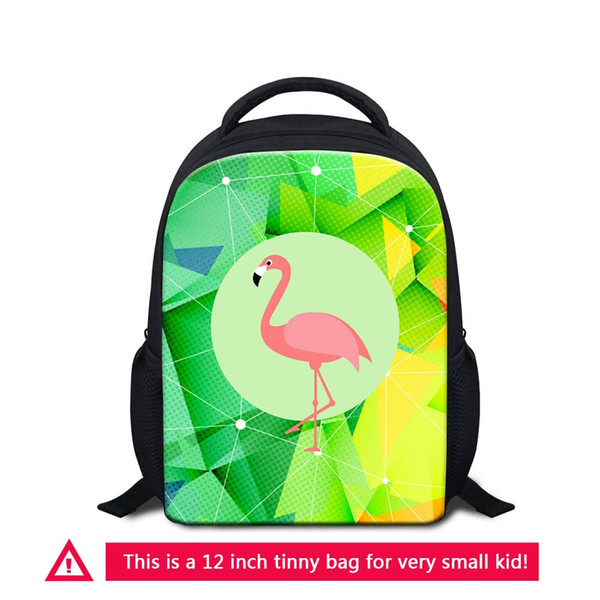 Kid Mini Kindergarten School Bags 12 Inch Small Bookbag Cute Unicorn Animal Printing Backpack For Little Boy Girl Children Mochila Sac A Dos