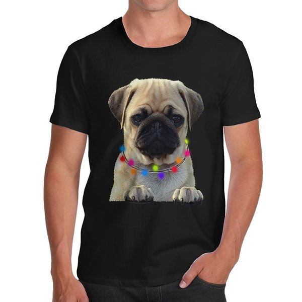 Twisted Envy women/'s Pugs Not Dogs Funny Tank Top