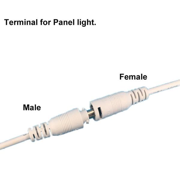 Para el panel de luz Terminal