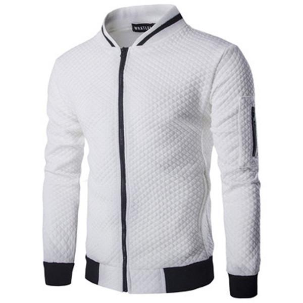 beenling / Dropshipp Novos Homens Sweatershirt Camisola de Manga Longa Moda Sólida Camisolas de Tricô Macho Sweatershirt Homens Casuais Blusas Tops