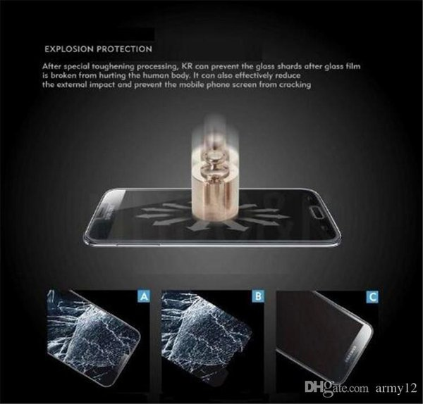 Premium Tempered Glass Screen Protector For Samsung Galaxy Mega 6.3 I9200 new