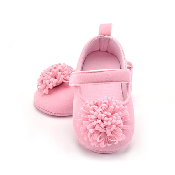 Bébé filles chaussures nouveau-né bambin chaussures de bébé doux coton semelle souple mignon enfants moccs mocassins designer de chaussures Skid-Proof