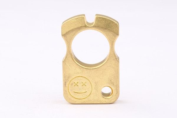 New Outdoor Survival Multi Tool EDC Pocket Keychain Bottle opener Camping Brass