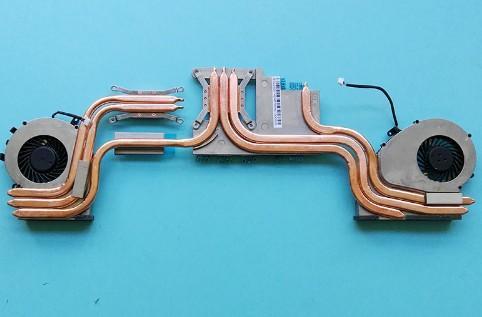 теплоотвод с вентилятором