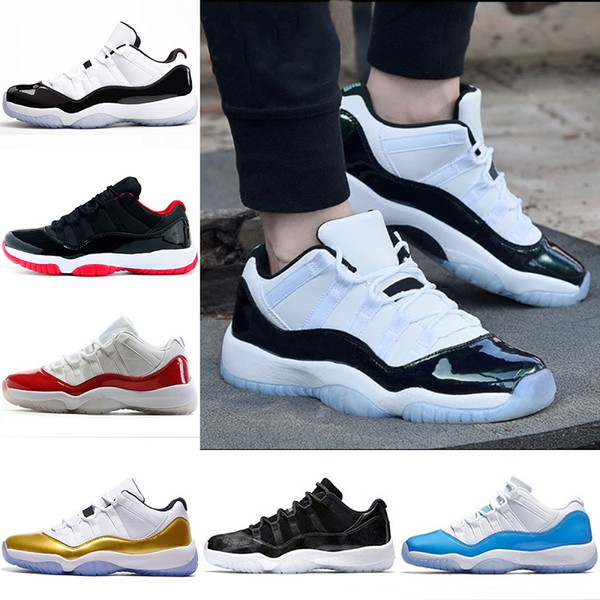 5ded7a7ccd86a2 Mens Women 11 Iridescent Easter 2018 basketball shoes UNC Blue Gym Red  Space Jam 45 Concord