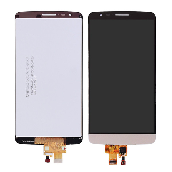 Original Tested Screen for LG G3 LCD Touch Screen Digitizer Assembly LG G3 Display D850 D851 D855 D858 Replacement