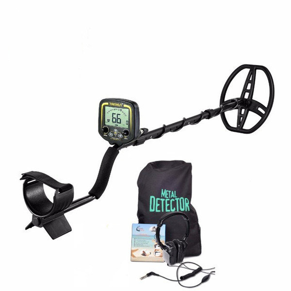 Professional Metal Detector Underground Depth 2.5m Scanner Search Finder Gold Detector Treasure Hunter Detecting Pinpointer TX850