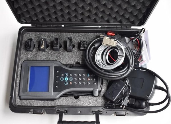 Best price tech2 for gm diagnostic tool for 6 brand vehicles tech 2 scanner in plastic carry box