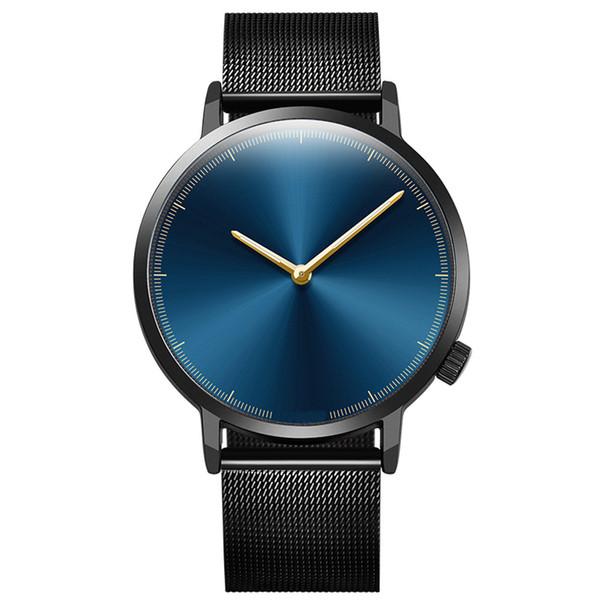 diferentemente estilo actualizado últimos diseños diversificados Compre Gofuly 2018 Relojes Clásicos Hombres Relojes De Pulsera De Acero  Inoxidable Hombres Moda Clásico Simple Relojes De Pulsera De Cuarzo ...