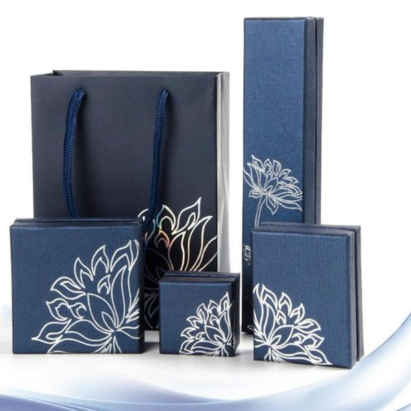 Personalized gift Box bracelet jewelry display Box torage Valentine Gift Display Jewellery Case Wedding party Boxes V3