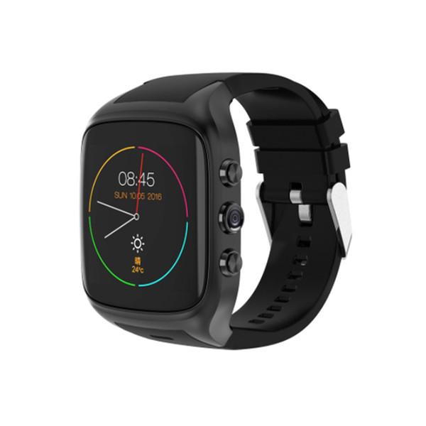SmartWatch X01S completamente nero
