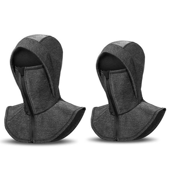 Thermal Fleece Ski Headgear Windproof Skiing Bibs Snowboard Neck Warmer Face Mask Snow Sport Headwear Ski Hat Men Women