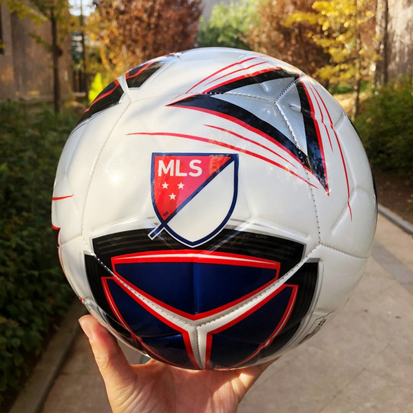 New Franklin sports MLS pro badge football Major League of America Machine sewing PU game training Soccer Ball size 5