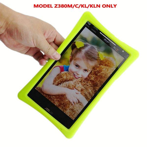 MingShore Silicone Rugged Case For Asus ZenPad 8 Z380M Z380C Z380KL Z380KLN 8.0 Inch Tablet Cover
