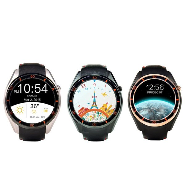 Newest IQI I3 Smart Watch MTK6580 Android 5.1 OS Sport Wristband SIM Card 3G WIFI GPS Google Play Heart Rate Smartwatch Hot