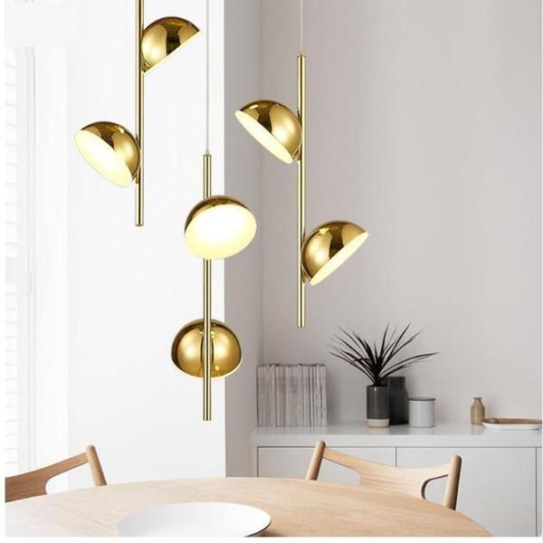 lámparas de salón contemporáneas Compre SVITZ Bar Led Pods Lmpara Colgante Luminaria Para Galera De Arte Salon Cord Lmpara Colgante Contempornea Hierro Comedor Hogar Iluminacin