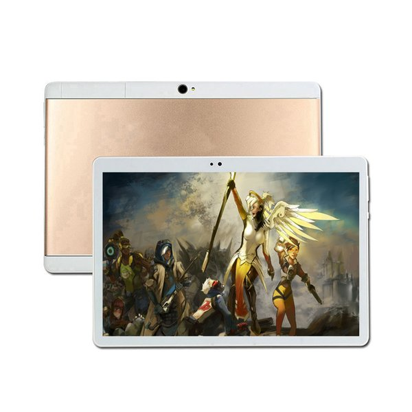 Octa Core tablet tablets 3G Phone Call 10 inch 1280X800 Touch Screen Android 7.0 OS MTK8752 CPU 4GB RAM 32GB Memory 10.1 tablet
