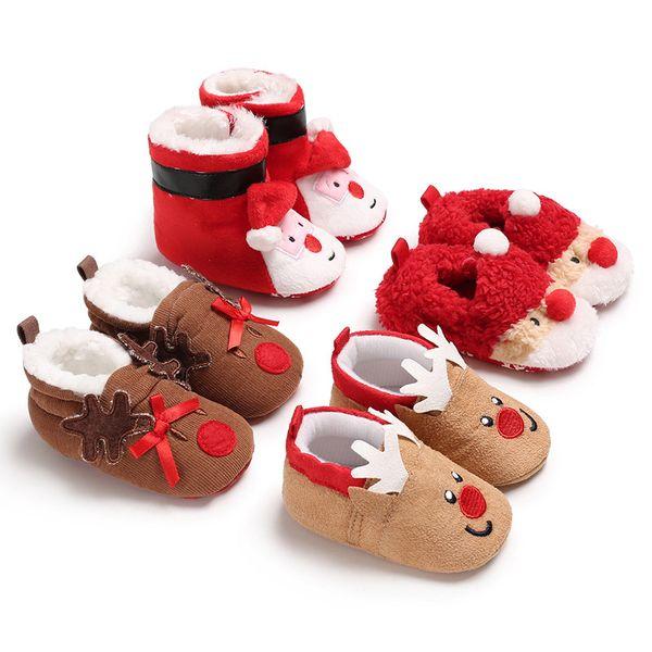 Compre Niño Pequeño Niños Niñas Zapatos De Arranque De Nieve De ...