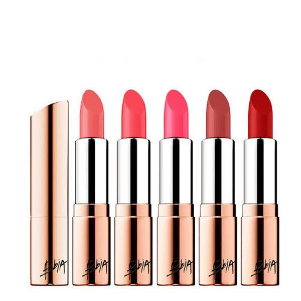 BBIA Last Rouge 3.5g 5 Color Velvet Matte Lipstick Sexy Red Lips Nude Lip stick Moisturizing Long-Lasting Lips Makeup 1pcs