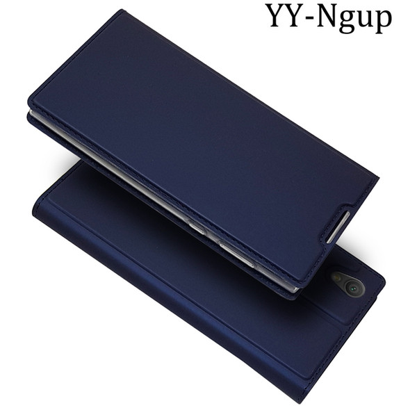 XA1 Shockproof Leather Case für Sony Xperia L1 XA XA1 Plus XZS XZS X Performance Z5 XZ1 Kompaktes Handy-Etui Herren