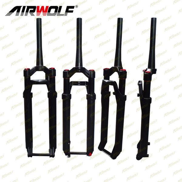 2017 Chinese bicycle mtb fork aluminum alloy suspension fork mtb 29 D brake rigid mountain bike fork