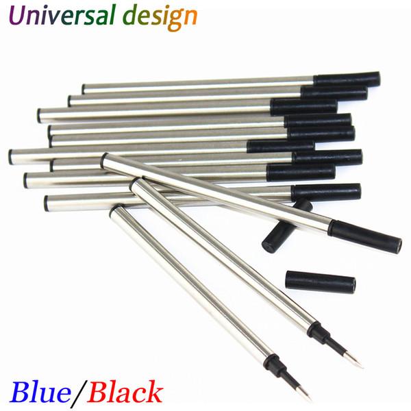 6Pcs / Lot Jinhao Baoer Hero roller ball Pen Refills ballpoint rollerball pen refill office supplies Wholesale